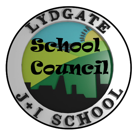 Lydgate logo School Council